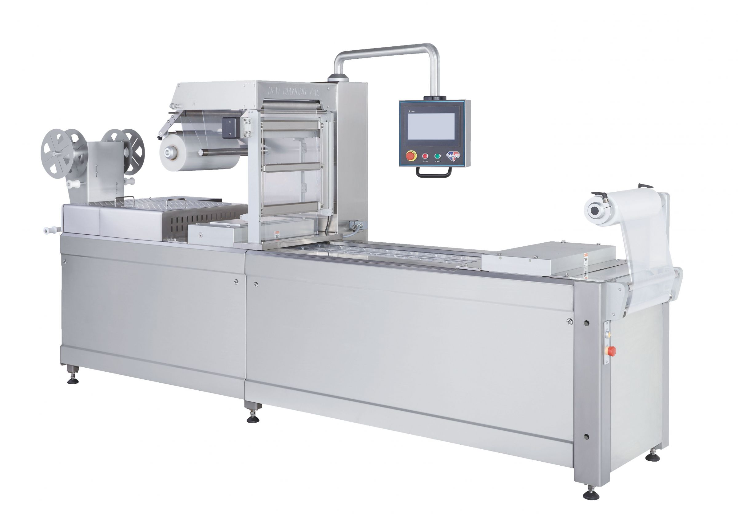 Thermoforming Packaging Machine - B420. Thermoforming Packaging Machine