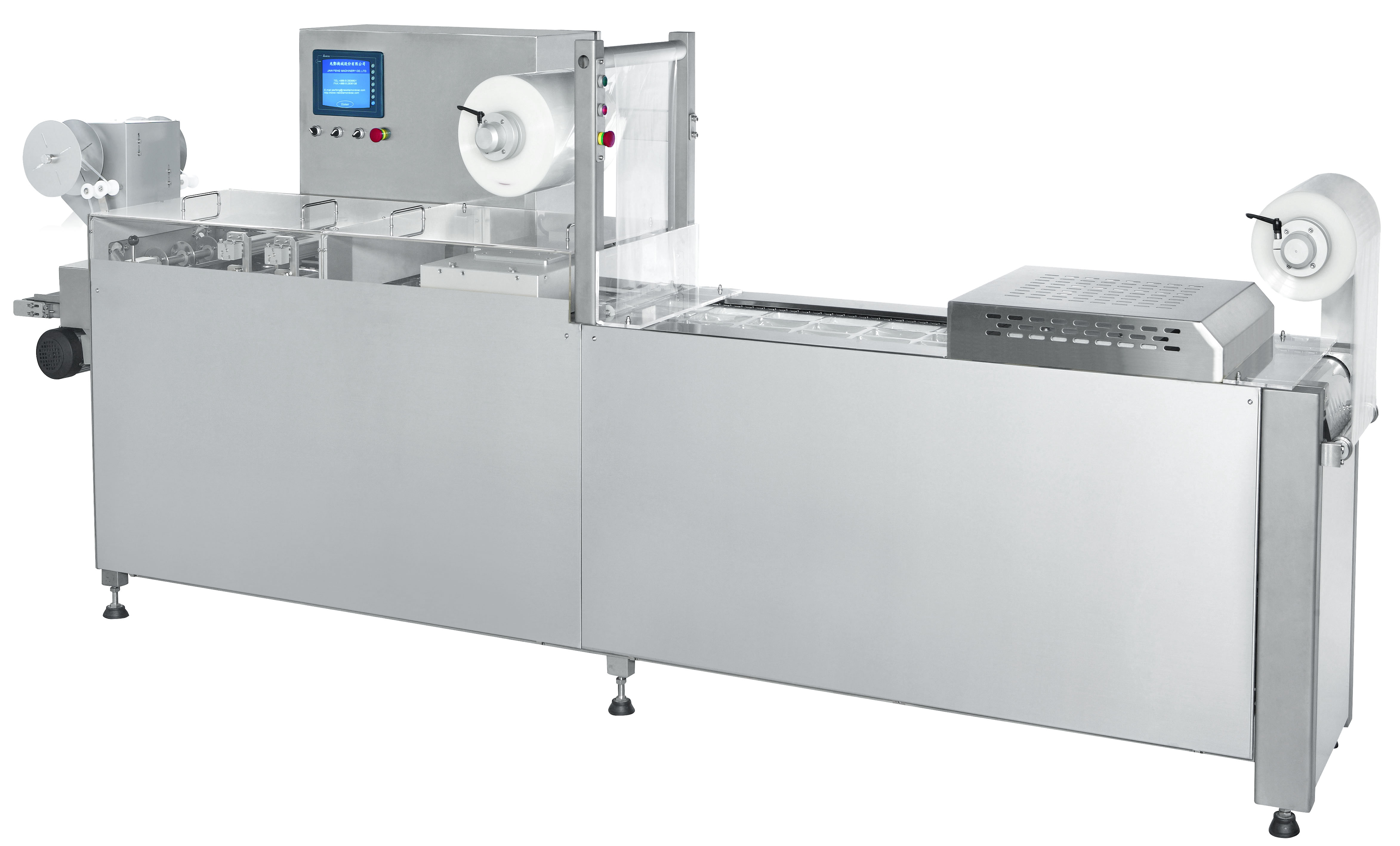 Thermoforming Packaging Machine J-V9320S