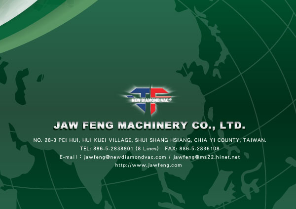 Contact Us Jaw Feng Machinery Co Ltd