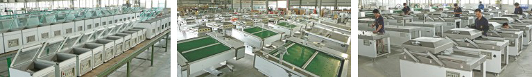 Modernize Manufacturing Lines International Quality Control