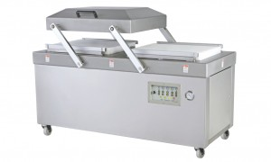 J-V012 Heavy Duty Double Chambers Vacuum Packaging Machine