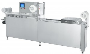 J-V9320S Thermoforming Packaging Machine