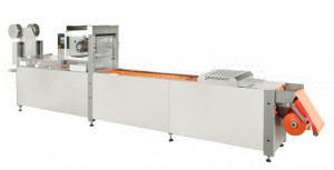 J-V9520L Thermoforming Packaging Machine