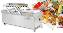 Heavy Duty Double Chambers Vacuum Packaging Machine